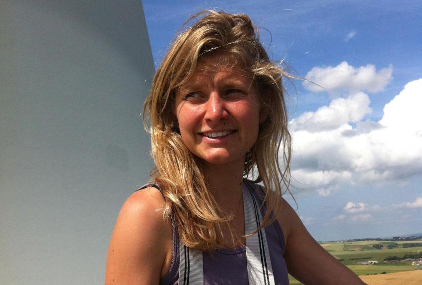 Laure Verhaeghe, présidente de Lendosphere