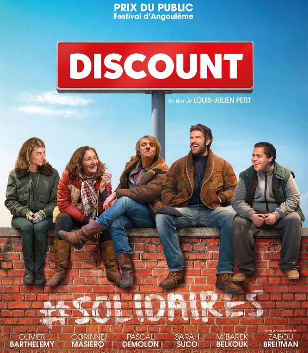 Affiche du film Discount (2015)