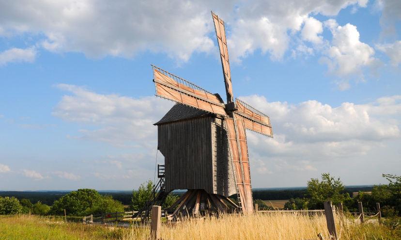Moulin de Dosches - Parc Naturel Régional de la Forêt d'Orient